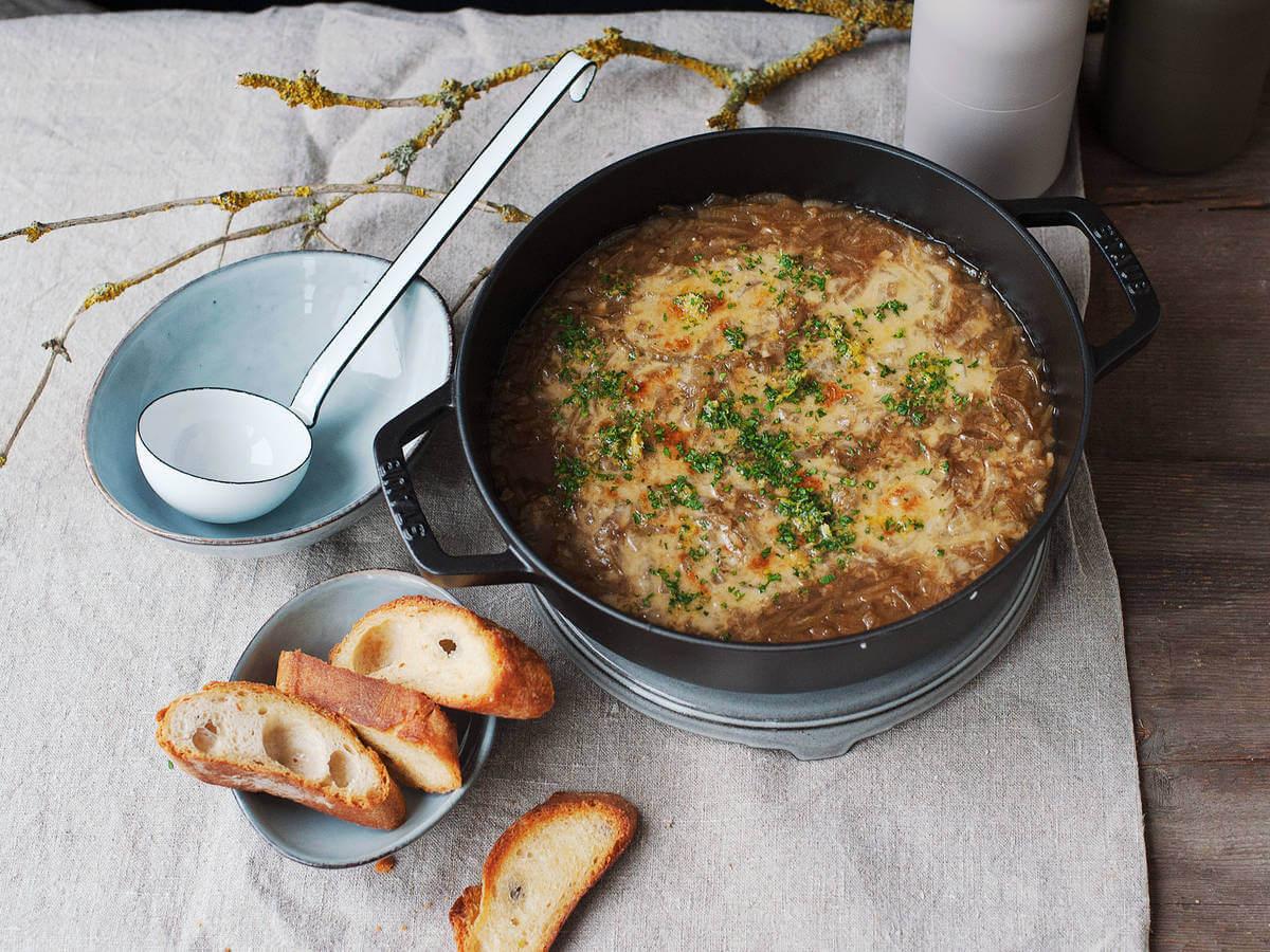 手把手教你做-法式洋葱汤