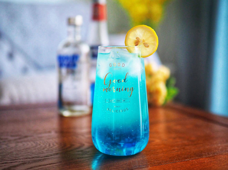 鸡尾酒之蓝色珊瑚礁