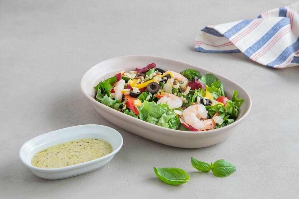 轻食主义之蔬菜沙拉(文末小功能)